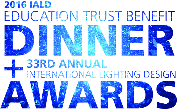Have you already been seated at a sponsored table at the iald education trust benefit dinner 33rd annual iald international lighting design awards